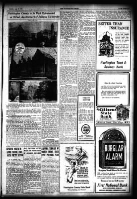The Huntington Press from Huntington, Indiana on August 23, 1925 · Page 13