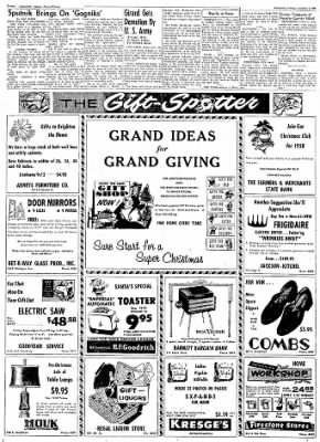 Logansport Pharos-Tribune from Logansport, Indiana on December 4, 1957 · Page 44
