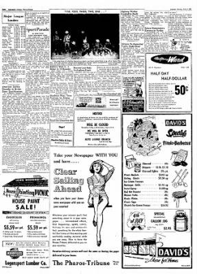 Logansport Pharos-Tribune from Logansport, Indiana on July 2, 1957 · Page 8