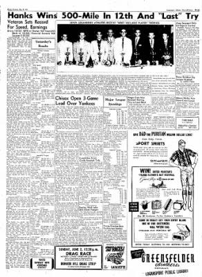Logansport Pharos-Tribune from Logansport, Indiana on May 31, 1957 · Page 11