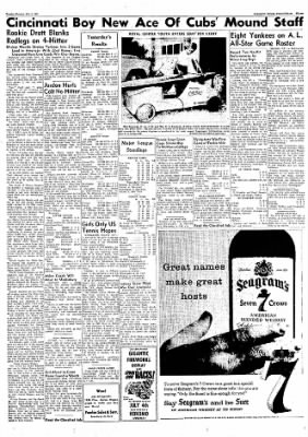 Logansport Pharos-Tribune from Logansport, Indiana on July 2, 1957 · Page 11