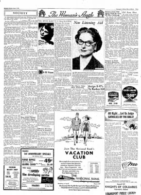 Logansport Pharos-Tribune from Logansport, Indiana on June 1, 1957 · Page 3