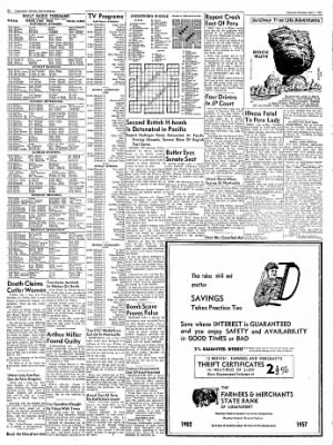 Logansport Pharos-Tribune from Logansport, Indiana on June 1, 1957 · Page 6