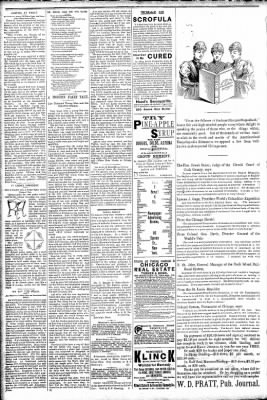 Logansport Pharos-Tribune from Logansport, Indiana on March 19, 1891 · Page 2