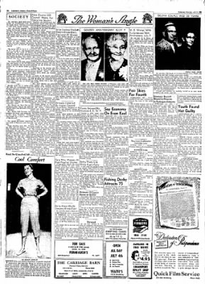 Logansport Pharos-Tribune from Logansport, Indiana on July 3, 1957 · Page 7