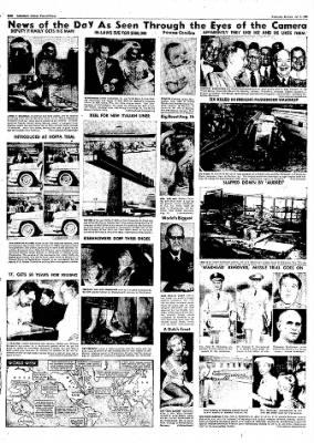 Logansport Pharos-Tribune from Logansport, Indiana on July 3, 1957 · Page 9
