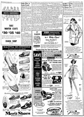 Logansport Pharos-Tribune from Logansport, Indiana on December 5, 1957 · Page 35