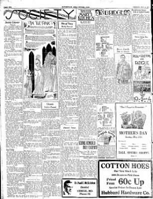 The Courier News from Blytheville, Arkansas on May 5, 1931 · Page 2