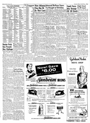 Logansport Pharos-Tribune from Logansport, Indiana on June 3, 1957 · Page 3