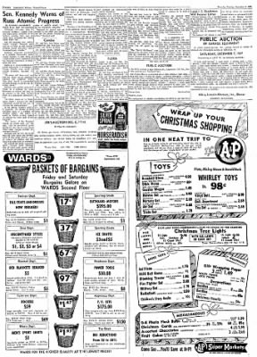 Logansport Pharos-Tribune from Logansport, Indiana on December 5, 1957 · Page 38