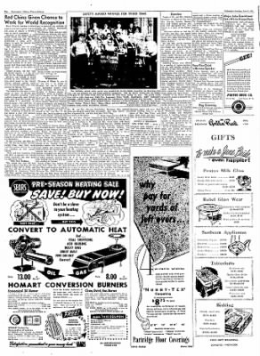 Logansport Pharos-Tribune from Logansport, Indiana on June 5, 1957 · Page 2