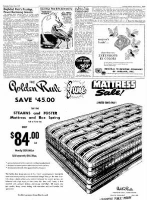 Logansport Pharos-Tribune from Logansport, Indiana on June 5, 1957 · Page 3