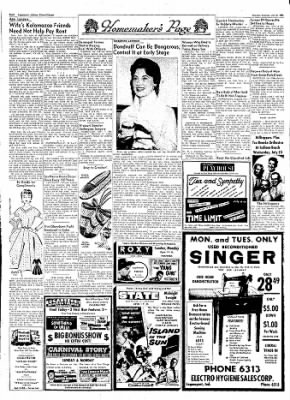 Logansport Pharos-Tribune from Logansport, Indiana on July 6, 1957 · Page 8