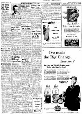 Logansport Pharos-Tribune from Logansport, Indiana on December 6, 1957 · Page 27