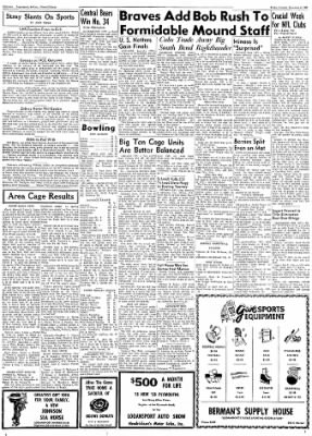 Logansport Pharos-Tribune from Logansport, Indiana on December 6, 1957 · Page 34