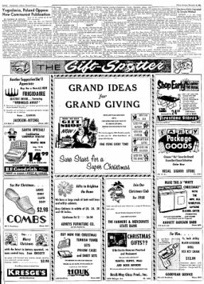 Logansport Pharos-Tribune from Logansport, Indiana on December 6, 1957 · Page 36