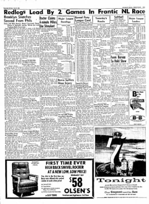 Logansport Pharos-Tribune from Logansport, Indiana on June 6, 1957 · Page 9