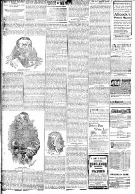 Logansport Pharos-Tribune from Logansport, Indiana on March 5, 1895 · Page 6