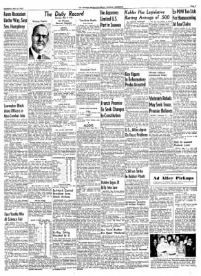 The Winona Republican-Herald from Winona, Minnesota on May 9, 1953 · Page 5