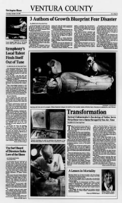 The Los Angeles Times from Los Angeles, California on October 29, 1987 · 216