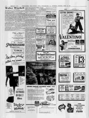 Wilkes Barre Times Leader The Evening News From Pennsylvania On April 19 1951 22