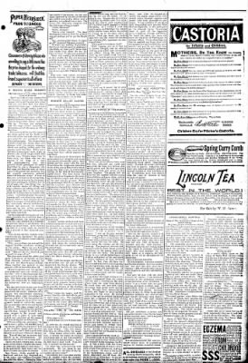 Logansport Pharos-Tribune from Logansport, Indiana on March 5, 1895 · Page 7