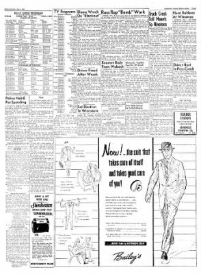 Logansport Pharos-Tribune from Logansport, Indiana on June 7, 1957 · Page 11