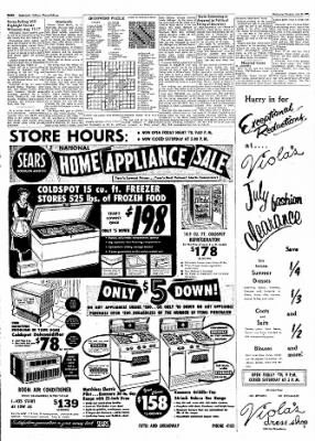 Logansport Pharos-Tribune from Logansport, Indiana on July 10, 1957 · Page 12