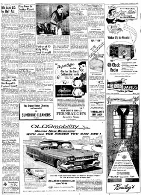 Logansport Pharos-Tribune from Logansport, Indiana on December 10, 1957 · Page 25