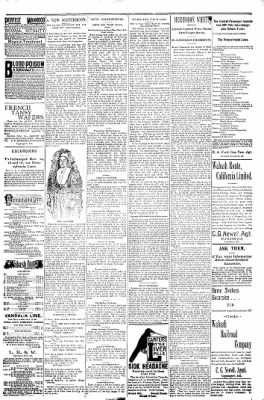 Logansport Pharos-Tribune from Logansport, Indiana on November 18, 1897 · Page 23