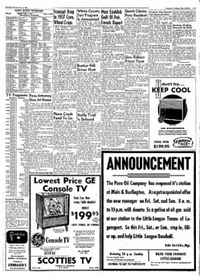 Logansport Pharos-Tribune from Logansport, Indiana on July 11, 1957 · Page 9
