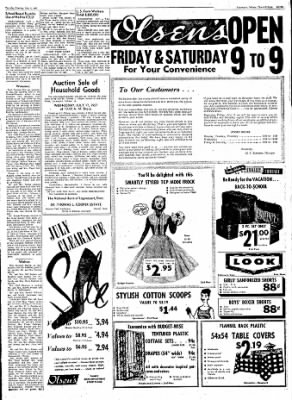 Logansport Pharos-Tribune from Logansport, Indiana on July 11, 1957 · Page 11