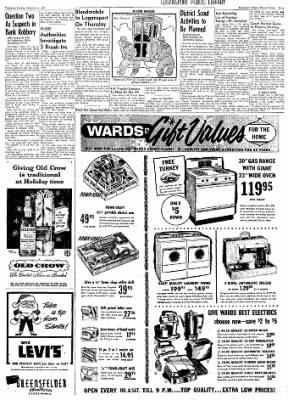 Logansport Pharos-Tribune from Logansport, Indiana on December 11, 1957 · Page 31