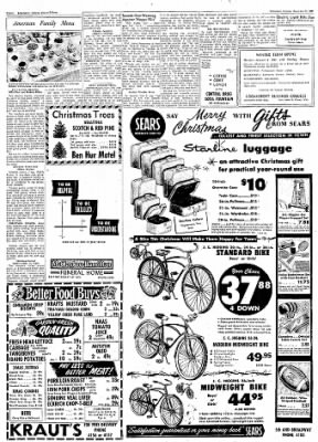 Logansport Pharos-Tribune from Logansport, Indiana on December 11, 1957 · Page 36