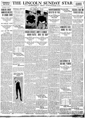 The Lincoln Star from Lincoln, Nebraska on November 26, 1916 · Page 13