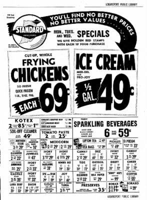 Logansport Pharos-Tribune from Logansport, Indiana on June 10, 1957 · Page 11