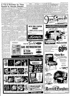 Logansport Pharos-Tribune from Logansport, Indiana on June 10, 1957 · Page 12