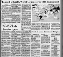 The World Cup as a major soccer tournament that now has 24 qualifying teams, not 16