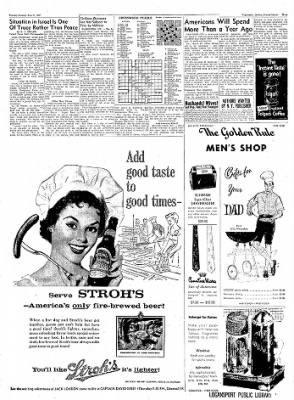 Logansport Pharos-Tribune from Logansport, Indiana on June 11, 1957 · Page 3