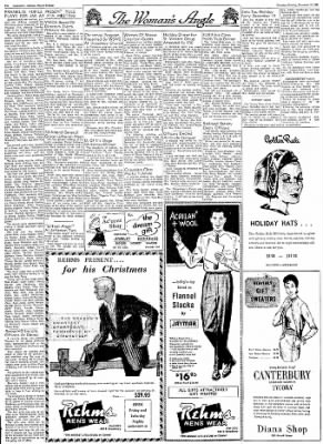 Logansport Pharos-Tribune from Logansport, Indiana on December 12, 1957 · Page 34