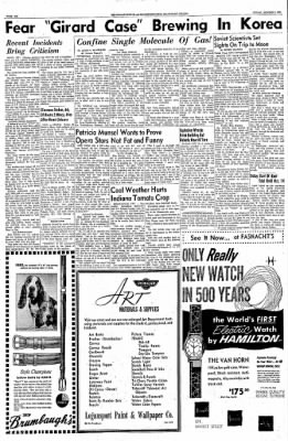 Logansport Pharos-Tribune from Logansport, Indiana on October 6, 1957 · Page 6