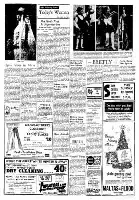 The evening news from sault sainte marie michigan on november 21 the evening news from sault sainte marie michigan on november 21 1969 page 6 m4hsunfo