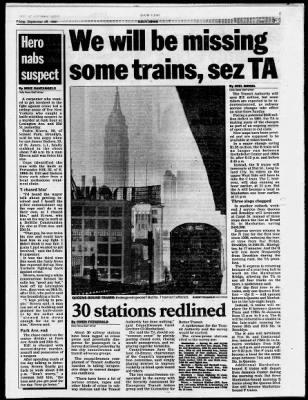 Daily News from New York, New York on September 28, 1990 · 7