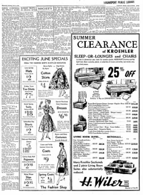 Logansport Pharos-Tribune from Logansport, Indiana on June 12, 1957 · Page 7