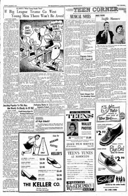 Logansport Pharos-Tribune from Logansport, Indiana on October 6, 1957 · Page 13