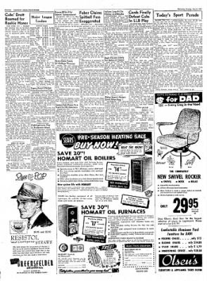 Logansport Pharos-Tribune from Logansport, Indiana on June 12, 1957 · Page 14