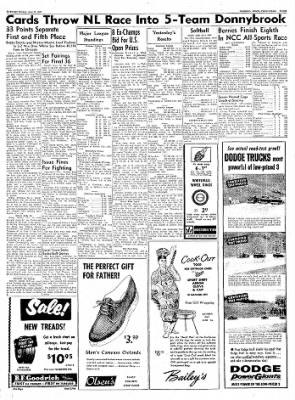 Logansport Pharos-Tribune from Logansport, Indiana on June 12, 1957 · Page 15