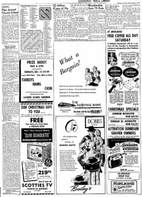 Logansport Pharos-Tribune from Logansport, Indiana on December 13, 1957 · Page 23