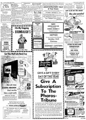 Logansport Pharos-Tribune from Logansport, Indiana on December 13, 1957 · Page 24