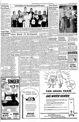 Logansport Pharos-Tribune from Logansport, Indiana on October 6, 1957 · Page 28